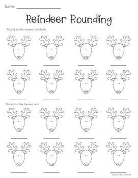 Reindeer Rounding