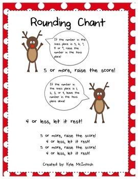 Reindeer Rounding to the Nearest 10