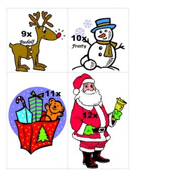 Reindeer Roundup Multiplication