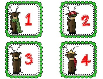 Subitizing Numbers to 10