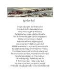Magic Reindeer Food poem (Reindeer Seed)
