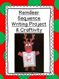 Reindeer Writing and Craft Project
