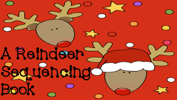 Reindeer Sequencing Booklet