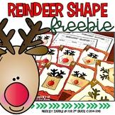 Reindeer Shapes: A 2D Shape Center