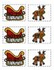 Reindeer & Sleigh Addition & Subtraction Game