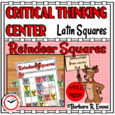 PROBLEM SOLVING: Reindeer Squares (Latin Squares)