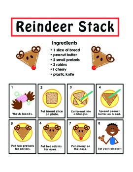 Reindeer Stack Recipe