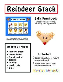 Reindeer Stack Recipe