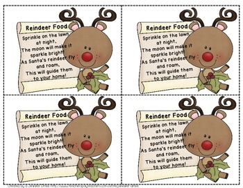Reindeer Super Pack! Literacy, Math, Centers, Printables, Poems+; CC Aligned!