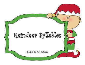 Reindeer Syllables