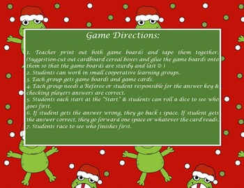 Reindeer Synonyms & Antonyms Game