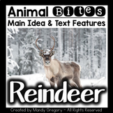 Reindeer: Teaching Main Idea and Text Features with an Informational Article