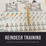 Reindeer Training: Auditory Discrimination for Phonology