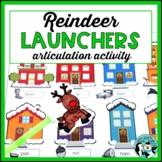 Reindeer Training Christmas Game/Activity