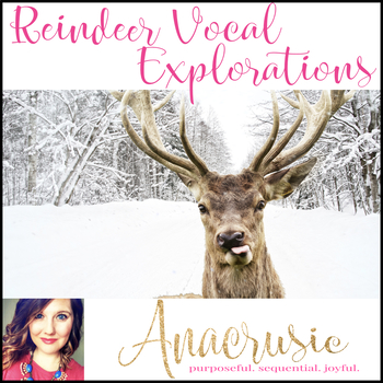 Reindeer Vocal Explorations