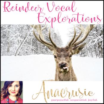 Reindeer Vocal Explorations