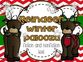 Reindeers: Nonfiction and Fiction