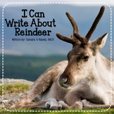 Reindeer Writing {A Common Core Aligned Writing Pack for F