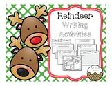 Reindeer Writing Activities