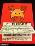 Reindeer Craft (NO PREP Reindeer Writing Activity)