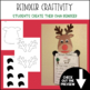 Reindeer Informative Writing with Craftivity