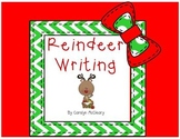 Reindeer Writing (includes circle and tree maps)