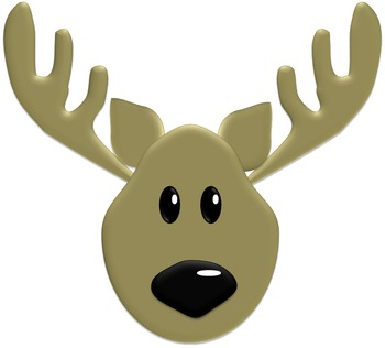 Reindeer or Moose??? Leave your opinion after you download! :)