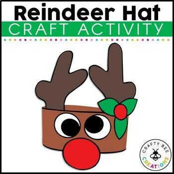 Reindeer Hat Craft