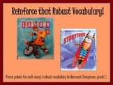 Reinforce that Robust Vocabulary for Harcourt Storytown