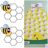 Reinforcement Board- Busy Bees