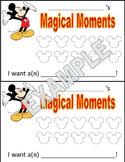 Reinforcement Board - Mickey Themed