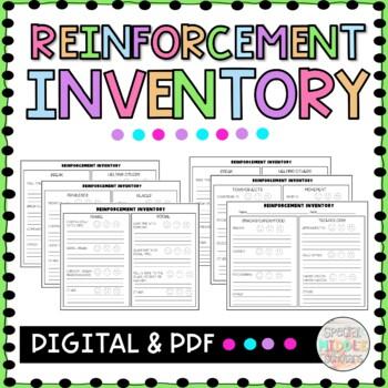 Reinforcement Inventory/Survey
