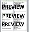 Reinforcement Survey - EDITABLE