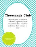 Reinforcement Tool: Thousands Club