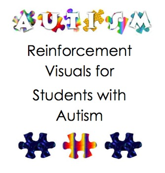 Reinforcement Visuals for Students with Autism