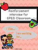 (Eng/Chi version) Reinforcement Parent Survey for Elementa