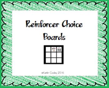 Reinforcer Boards