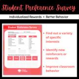 Reinforcer Survey
