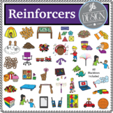 Reinforcers (JB Design Clip Art for Personal or Commercial Use)