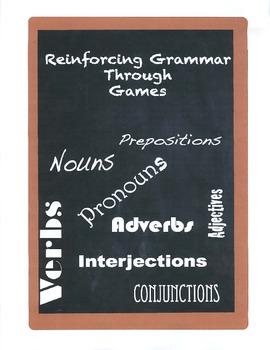 Reinforcing Grammar Through Games