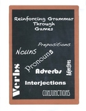 Reinforcing Grammar Through Games