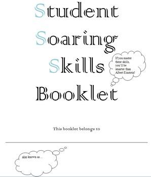 Reinforcing Reading Skills Booklet