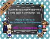 Reinforcing Word Work Skills in Continuous Text Through My