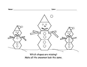 Reinforcing shape Learning