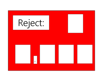 Reject a Digit Place Value Game