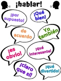 Rejoinders to Keep the Conversation Going! (in Spanish)