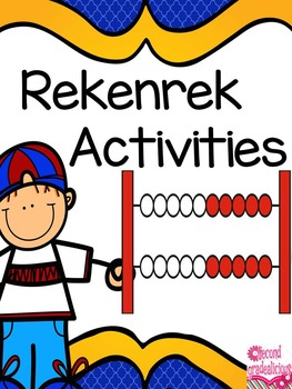 Rekenrek Activities