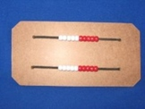 Rekenrek / Bead Board Class Set of 25