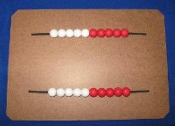 Rekenrek / Bead Board Large
