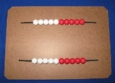 Rekenrek / Bead Board Large